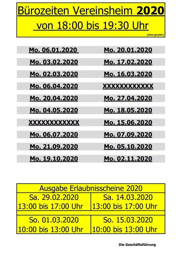 Oeffnungszeiten2020
